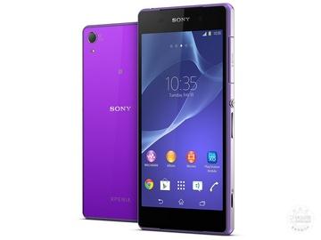 索尼Xperia Z2(移动4G版)紫色