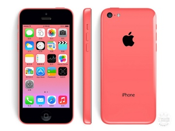 苹果iPhone 5c(16GB)粉色