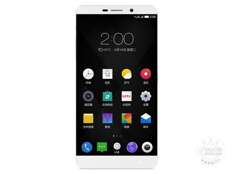 乐视超级手机Max(银色版/32GB)