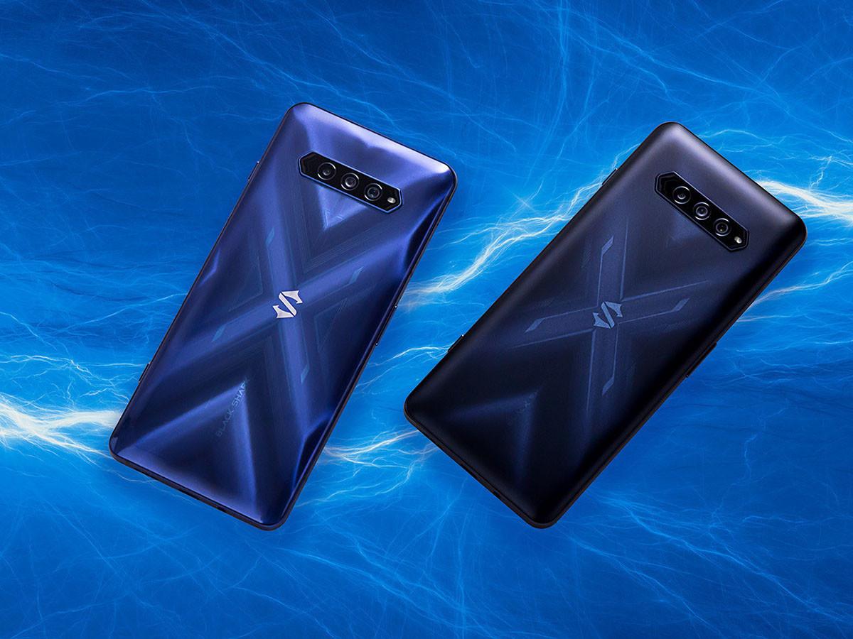 黑鲨4(6+128GB)