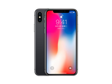 苹果iPhone X(64GB)灰色