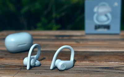 更適合運動的真無線耳機,佩戴舒適續航還挺長,哈氪覺醒上手